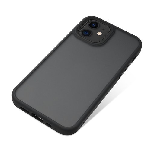 Nevox StyleShell Invisio iPhone 12 mini Schwarz