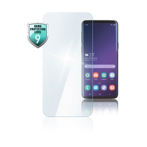 "Hama Echtglas-Displayschutz ""Premium Crystal Glass"" Sam. Galaxy Note 20 (5G) Transparent"