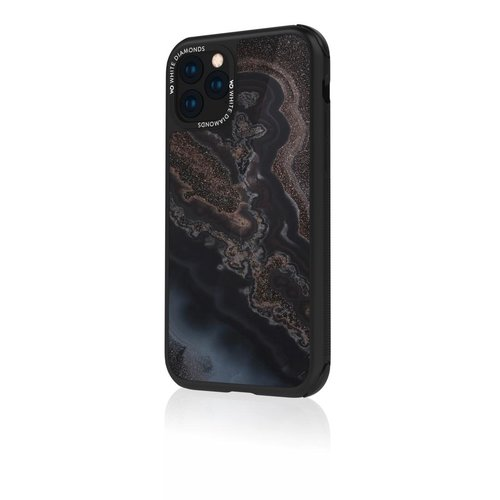 White Diamonds Cover Tough Mineral Apple iPhone 11 Pro Schwarz