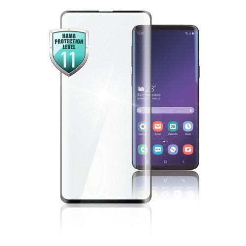 Hama 3D-Full-Screen-Schutzglas Samsung Galaxy S10 Transparent