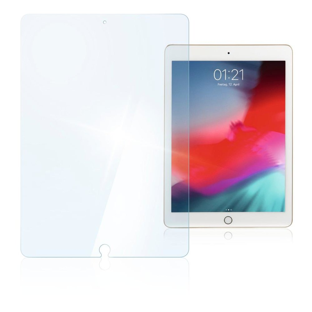 "Hama Displayschutzglas ""Premium"" Apple iPad Air (2019)/Pro 10.5 Transparent"