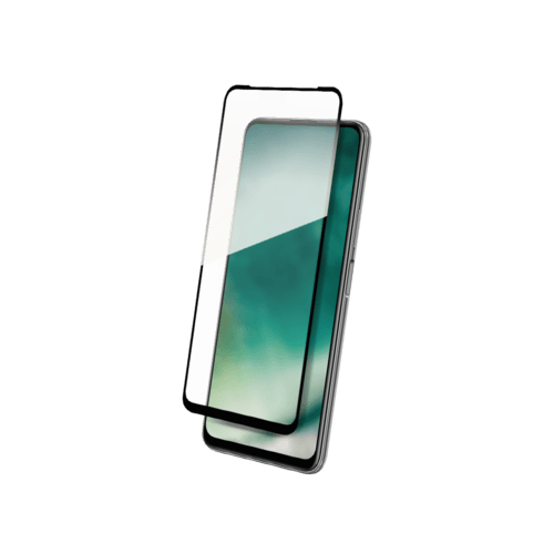 STRAX Tough Glass CF flat P40 Lite 5G Transparent