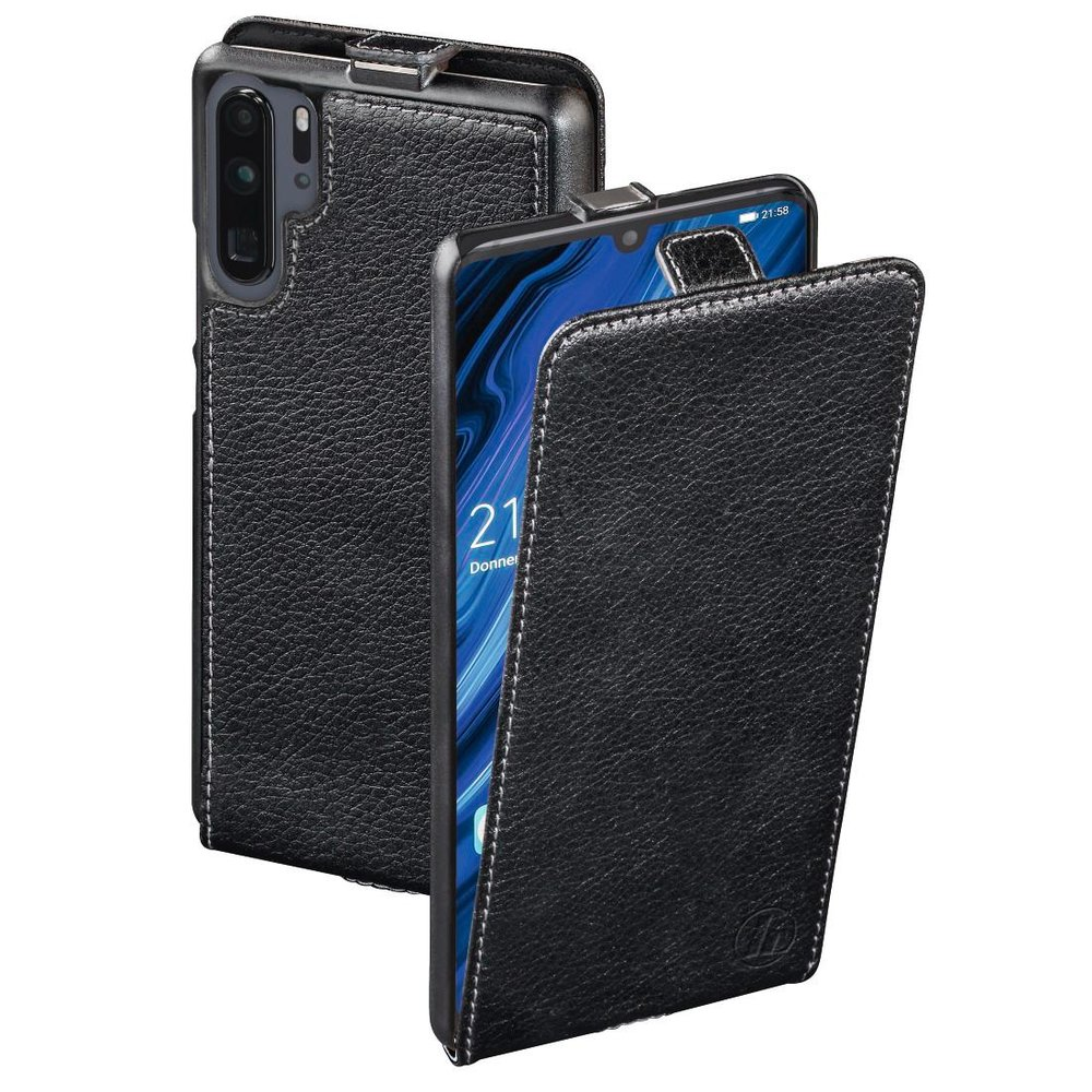 "Hama Flap-Tasche ""Smart Case"" HUAWEI P30 Pro (New Edition) Schwarz"