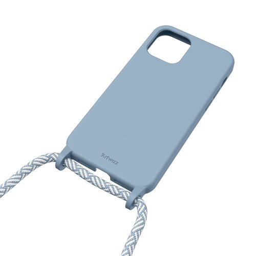 Artwizz HangOn Case iPhone 12 mini Hellblau