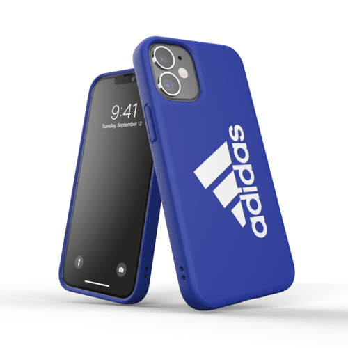 adidas Iconic Sports Case iPhone 12 mini Blau