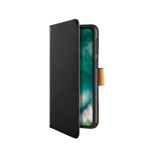 STRAX Slim Wallet Selection Galaxy A21 Schwarz