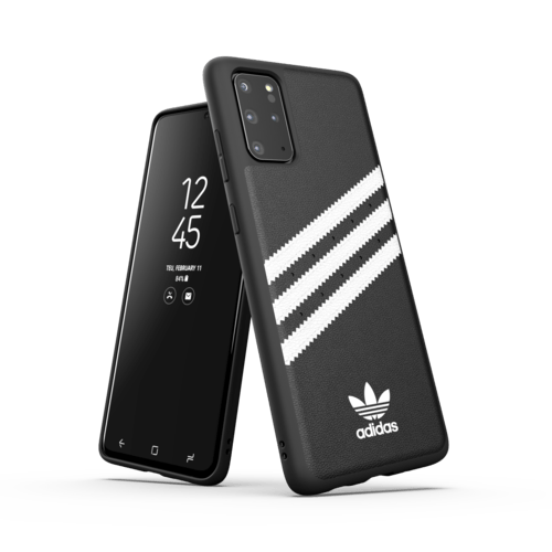 adidas Moulded case PU Galaxy S20+ Schwarz