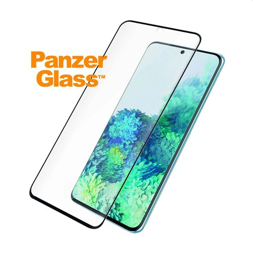 PanzerGlass CaseFriendly FP Galaxy S20+ Schwarz