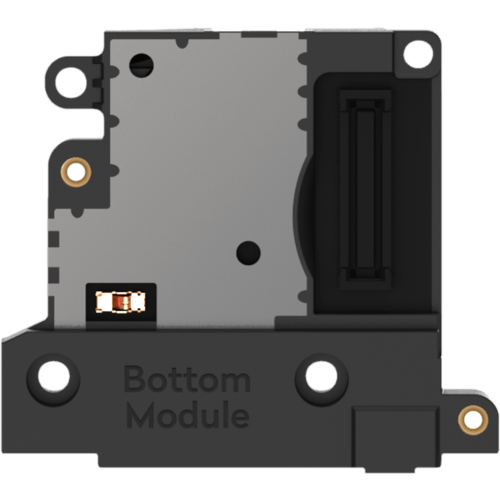 Fairphone FP3 Bottom Module Schwarz