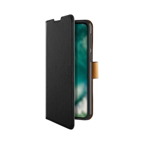 STRAX Slim Wallet Selection Galaxy A71 Schwarz