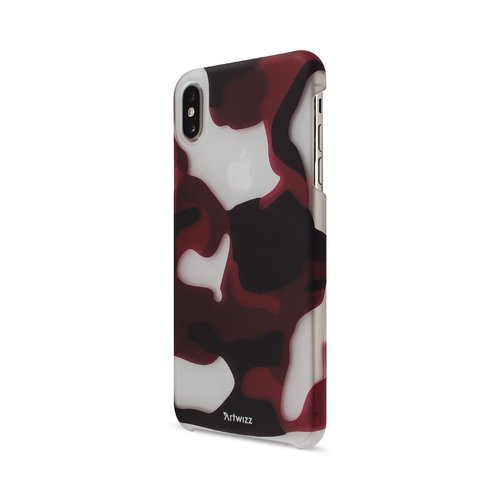 Artwizz Camouflage Clip iPhone XS Max Camouflage