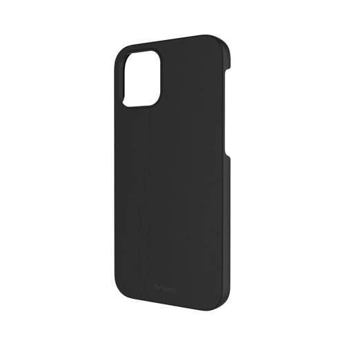 Artwizz Rubber Clip iPhone 12 iPhone 12 Pro Schwarz