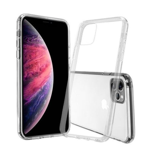Nevox StyleShell SHOCKFlex für Apple iPhone 11 Pro Transparent