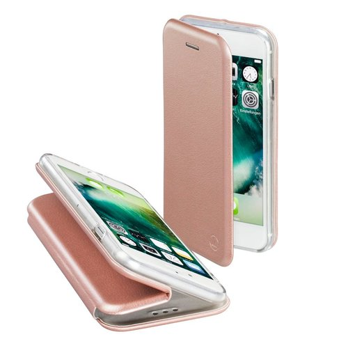 "Hama Booklet ""Curve"" Apple iPhone 7/8 Rosegold"