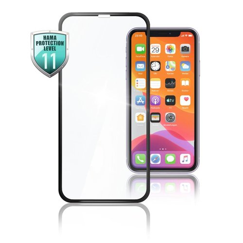 Hama 3D-Full-Screen-Schutzglas Apple iPhone 12/12 Pro Schwarz