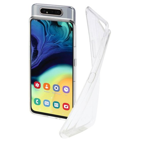 "Hama Cover ""Crystal Clear"" Samsung Galaxy A80 Transparent"