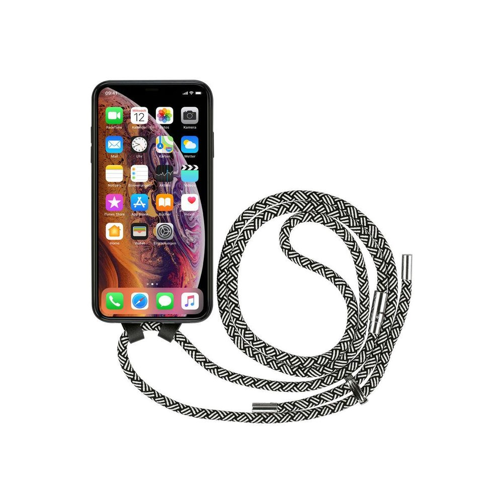 Artwizz HangOn Case iPhone XS Max Schwarz