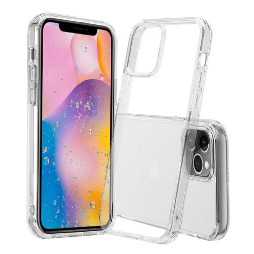 Nevox StyleShell SHOCKFlex - iPhone 12 und iPhone 12 Pro (6.1) Transparent