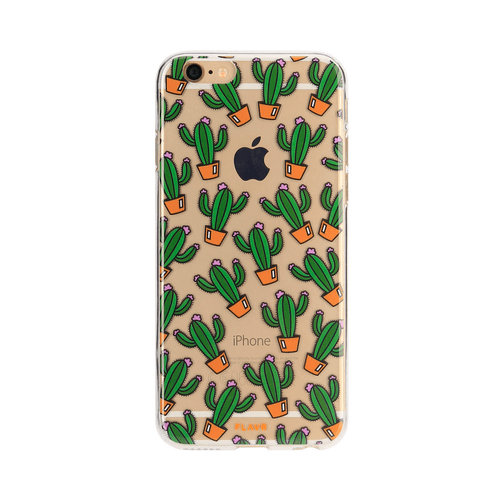 STRAX iPlate Cactuses iPhone 6 iPhone 6s Mehrfarbig