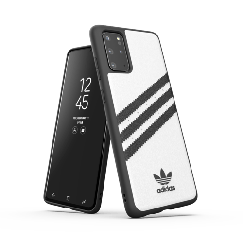adidas Moulded case PU Galaxy S20+ Weiß