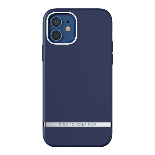 Richmond & Finch Navy iPhone 12 & 12 Pro iPhone 12 Pro Blau