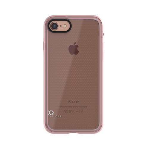 STRAX NUSON XPLORE iPhone 7 iPhone 8 Rose Gold Colored