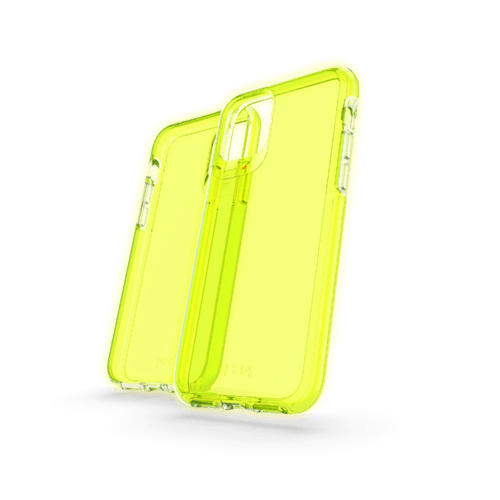 Gear4 Crystal Palace Neon iPhone 11 Pro Gelb