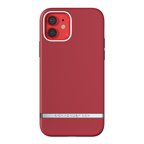 Richmond & Finch Samba Red iPhone 12 & 12 Pro iPhone 12 Pro Rot