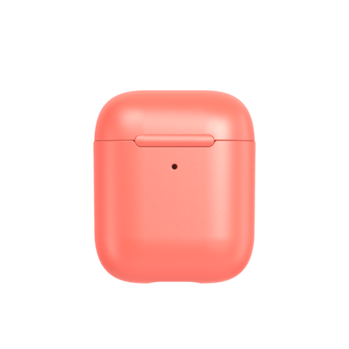 Tech21 Studio Colour Apple AirPods Coral
