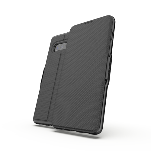Gear4 Oxford Galaxy S10+ Schwarz