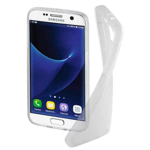 "Hama Cover ""Finest Feel"" Samsung Galaxy A51 Transparent"