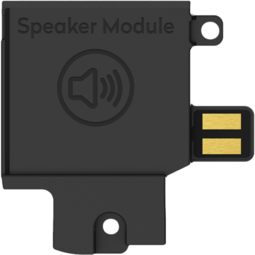 Fairphone FP3 Speaker Module Schwarz