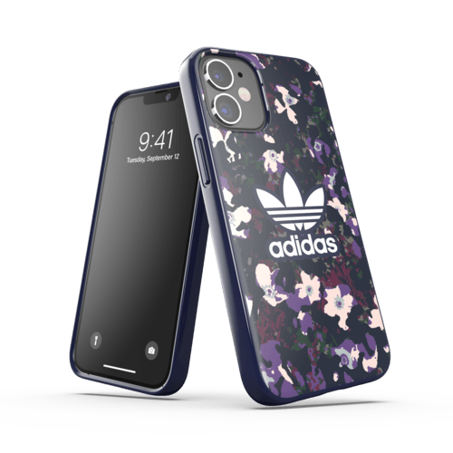 adidas Snap Case Graphic AOP iPhone 12 mini Lila