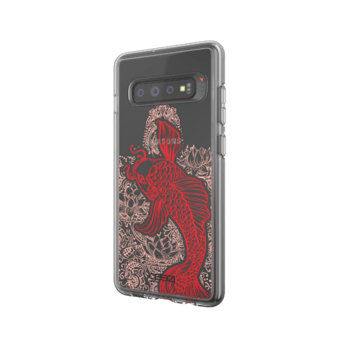 Gear4 Chelsea Tattoo Art Galaxy S10+ Mehrfarbig