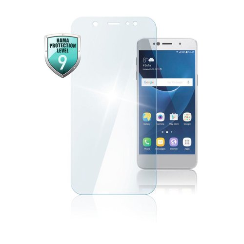 Hama Echtglas-Displayschutz Premium Crystal Glass Samsung Galaxy A51 Transparent