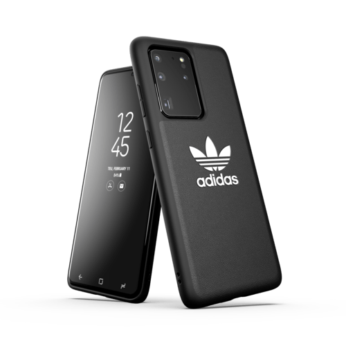 adidas Moulded case Trefoil Galaxy S20 Ultra Schwarz