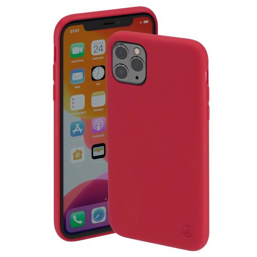 Hama Cover Finest Feel Apple iPhone 11 Pro Rot